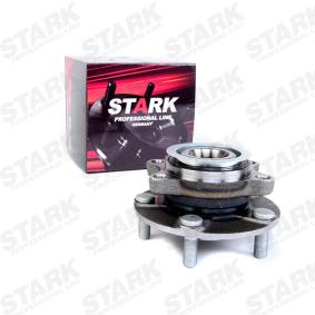 Kit cuscinetto ruota fabbricante STARK Art. No: SKWB-0180554 per NISSAN QASHQAI 1.6 dCi Trazione integrale 130 CV Test