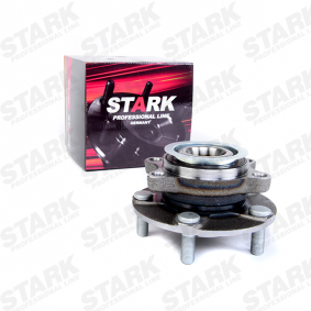 Kit cuscinetto ruota fabbricante STARK Art. No: SKWB-0180554 per NISSAN QASHQAI 1.5 dCi 110 CV Test