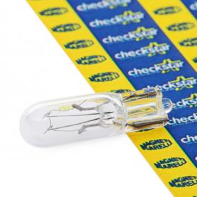 003722100000 Bulb, instrument lighting from MAGNETI MARELLI quality parts