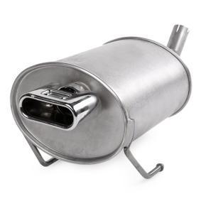 ASMET Exhaust muffler 16.085