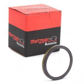 TWINGO II (CN0_) METZGER ABS Ring 0900185