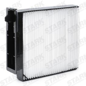 TWINGO II (CN0_) STARK Innenraumluftfilter SKIF-0170249