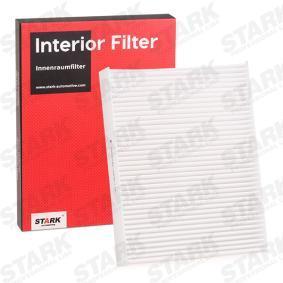 Filter, Innenraumluft STARK Art.No - SKIF-0170254 OEM: 1353269 für OPEL, FORD, AUTO UNION, PLYMOUTH kaufen