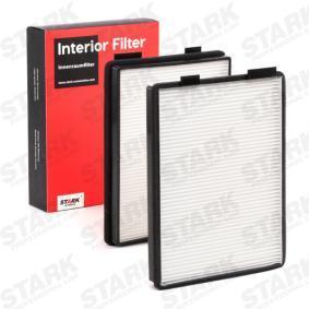 Innenraumluftfilter SKIF-0170255 STARK