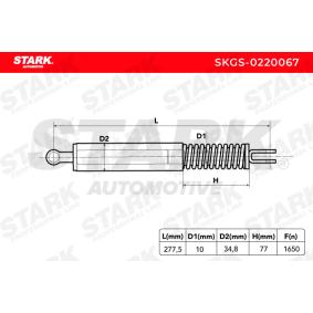 Heckklappendämpfer (SKGS-0220067) hertseller STARK für BMW 5 Touring (E39) ab Baujahr 01.1997, 150 PS Online-Shop
