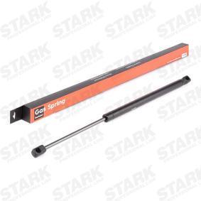 Heckklappendämpfer / Gasfeder STARK Art.No - SKGS-0220430 OEM: 132081 für OPEL, VAUXHALL kaufen