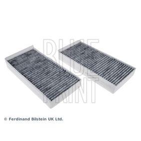 Filtersatz, Innenraumluft BLUE PRINT Art.No - ADB112512 OEM: 64116823725 für BMW, MINI kaufen