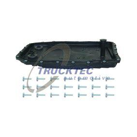 TRUCKTEC AUTOMOTIVE Oil Pan, automatic transmission 08.25.018