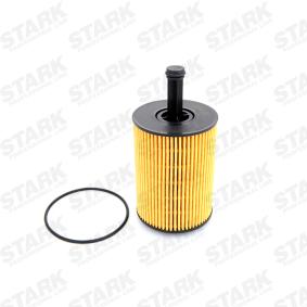 STARK SKOF-0860001 Oljefilter OEM - K68001297AA CHRYSLER, DODGE, FIAT, ALFAROME/FIAT/LANCI, FSO billigt