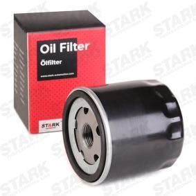 Filtre à huile STARK Art.No - SKOF-0860092 OEM: 5020700025 pour VOLKSWAGEN, AUDI, SEAT, HONDA, SKODA récuperer