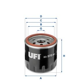 UFI Ölfilter 23.575.00