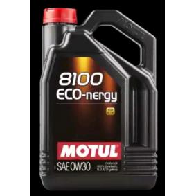 SAE-0W-30 Двигателно масло от MOTUL 102794 оригинално качество