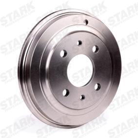 STARK Bremstrommel 4373614 für FIAT, ALFA ROMEO, LANCIA, LADA, ZASTAVA bestellen