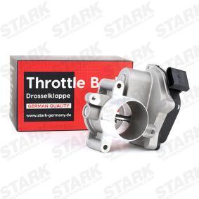 03L128063L für VW, AUDI, SKODA, SEAT, Drosselklappenstutzen STARK (SKTB-0430037) Online-Shop