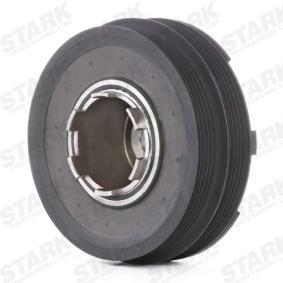 STARK Polea, cigüeñal (SKBPC-0640007) a un precio bajo