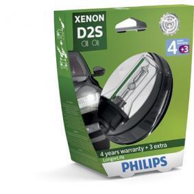 PHILIPS Glühlampe, Fernscheinwerfer D2S für MERCEDES-BENZ bestellen