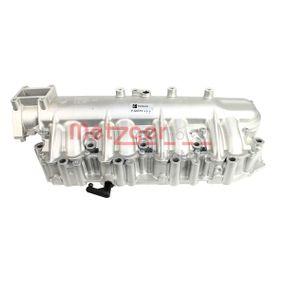 METZGER Gomito/Collettore aspirazione 2100001 per SAAB 9-3 1.9 TiD 150 CV comprare