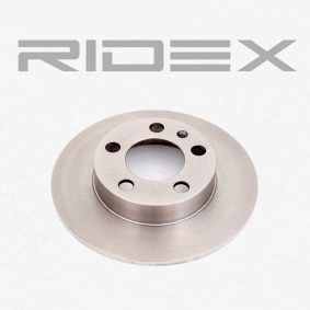 RIDEX 82B0003 Bremsscheibe OEM - 2Q0615601H AUDI, SEAT, SKODA, VW, VAG, MINTEX, BREMBO, METELLI, MAPCO, BRINK, DIEDERICHS, VW (FAW), VW (SVW), KAMOKA günstig