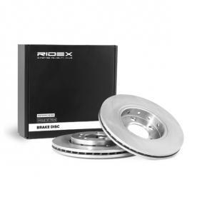 8Z0615301D für VW, AUDI, SKODA, SEAT, SMART, Bremsscheibe RIDEX (82B0004) Online-Shop