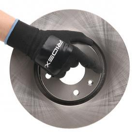 RIDEX Disco de freno (82B0022)