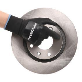 Discos de freno RIDEX (82B0015) para CITROËN C3 precios