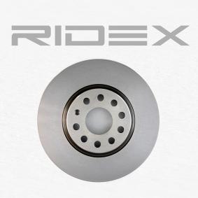 RIDEX Комплект спирачни дискове (82B0031)