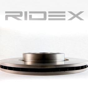 RIDEX VW GOLF Спирачен диск (82B0031)