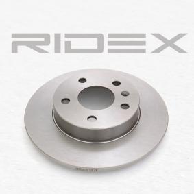 RIDEX Bremsscheibe (82B0002) niedriger Preis