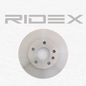 RIDEX OPEL ZAFIRA Bremsscheiben (82B0002)