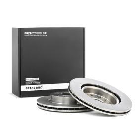 RIDEX Спирачен диск 82B0027