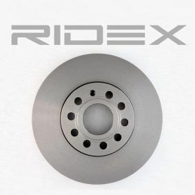 RIDEX Комплект спирачни дискове (82B0028)