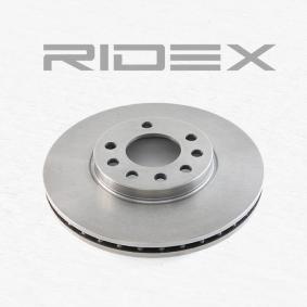 RIDEX Bremsscheibe 82B0005