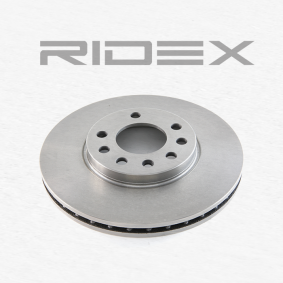 RIDEX Tarcza hamulcowa 82B0005