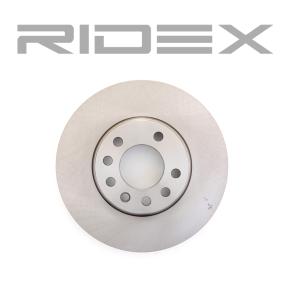 RIDEX Tarcze hamulcowe (82B0005)