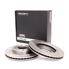 Focus II Berlina (DB_, FCH, DH) RIDEX Disco de freno 82B0006