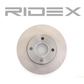 RIDEX Discos de freno 82B0006