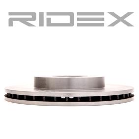 RIDEX FORD FOCUS Discos de freno (82B0006)