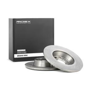 RIDEX Bremsscheibe (82B0137) niedriger Preis