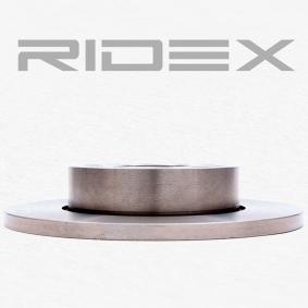 RIDEX VW GOLF Спирачен диск (82B0037)