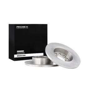 RIDEX Nebelscheinwerferglühlampe 82B0037 für AUDI A3 1.9 TDI 105 PS kaufen