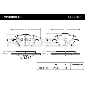 RIDEX 402B0011 günstig
