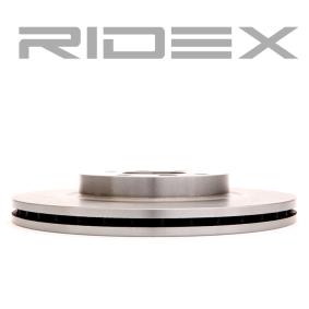 RIDEX Bremsscheibe (82B0016) niedriger Preis
