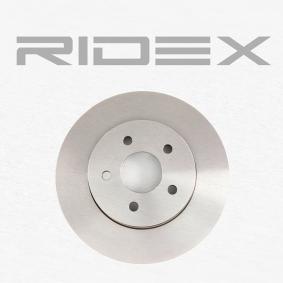 FORD MONDEO III kombi (BWY) RIDEX Trækaksel 82B0013 køb