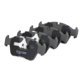 RIDEX Bremsbelagsatz, Scheibenbremse (402B0005) niedriger Preis