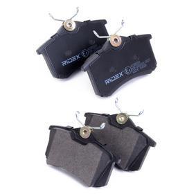 Bremsbeläge Art. No: 402B0024 hertseller RIDEX für AUDI A4 billig