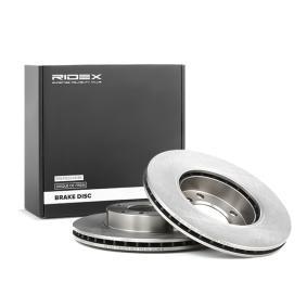 RIDEX Bremsscheibe 82B0010