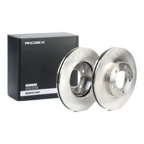 RIDEX Scheibenbremsen (82B0010)