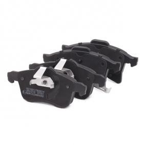 RIDEX Bremsbelagsatz, Scheibenbremse (402B0007) niedriger Preis