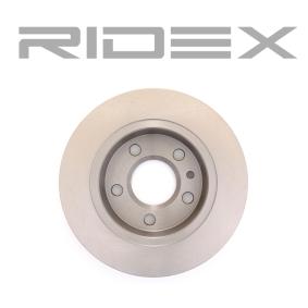 RIDEX Bremsscheibe 4059191314034 Test