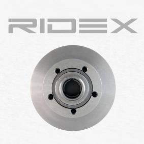 RIDEX Bremsscheibe (82B0019) niedriger Preis